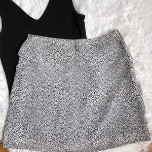 H&M Ruffle Women's Mini Skirt